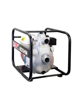 "KOSHIN Koshin SERH-50V 2"" Pressure Pump w/Honda Engine"