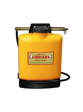 C&S Supply, Inc. Indian Poly Backpack Tank Wildland Fire Hand Pump #IN-FER500