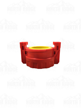"SCOTTY FIRE EQUIPMENT Scotty Firefighter 4089AOF  1.5"" NH Female Quarter-Turn Adapter"