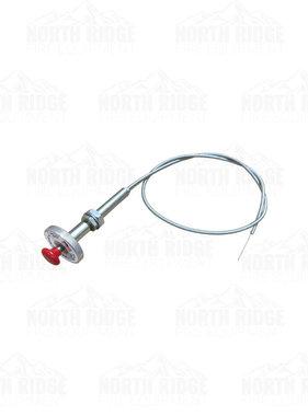 """UMFG-RK-1712-40 Adjustable Locking Throttle Cable 40"""""""