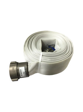 "Mercedes Textiles 2 1/2"" NH x 50ft Niagara Fire Hose"