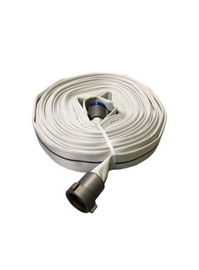 "MERCEDES TEXTILES 1 1/2"" NH x 100ft Forestguard II Fire Hose"