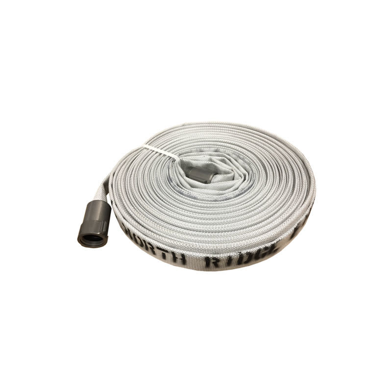 "ARMORED TEXTILES 1"" NST x 100ft. Forest Lite Type-1 Fire Hose 55H1FN"