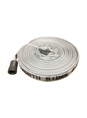"ARMORED TEXTILES Armored Textiles 1"" NPSH x 100' Forest Lite Type-1 Fire Hose 55H1FP"
