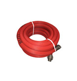 """ARMORED TEXTILES 1"""" NST x 100' Armored Reel Booster Hose 54H1REDARMN"""