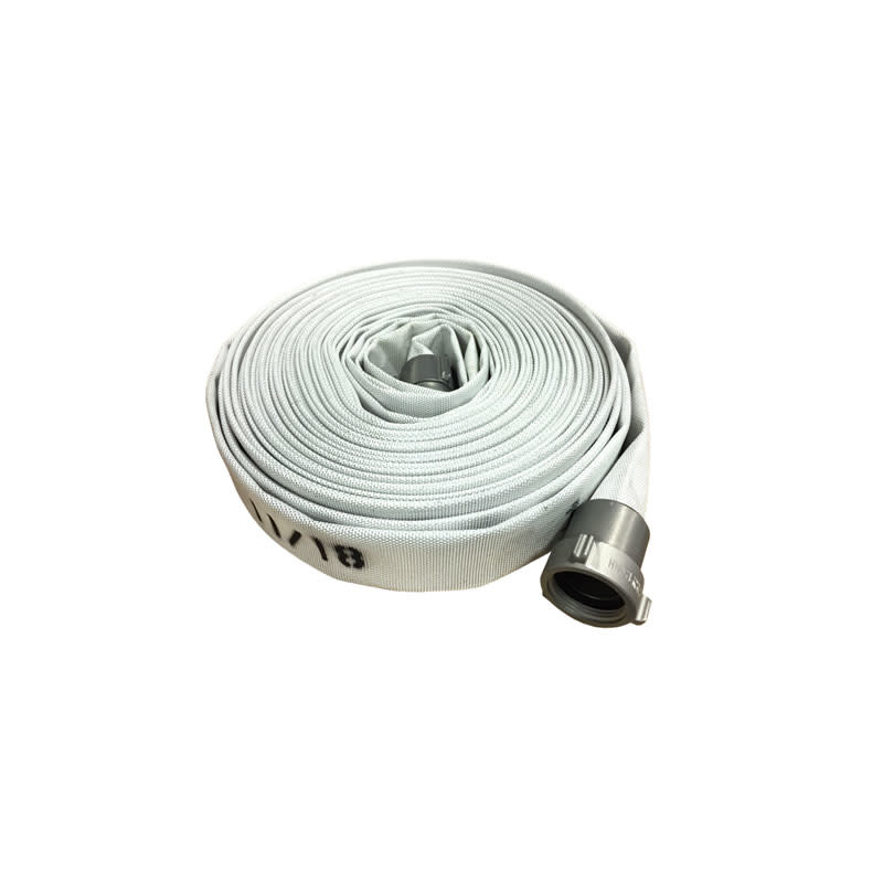 """ARMORED TEXTILES 1 1/2"""" NST x 100ft Forest Lite Type-1 Fire Hose  55H15FN"""