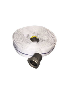 "Mercedes Textiles 1 1/2"" NH x 50ft Forestguard II Fire Hose"