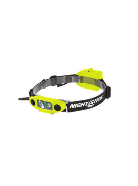 Nightstick Dicata™ Intrinsically Safe Low-Profile Dual-Light™ Headlamp