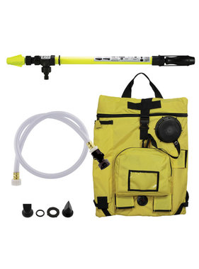SCOTTY FIRE EQUIPMENT Scotty Bravo 6-Gallon Water Backpack Sprayer Foam System 4000F-BRAVO