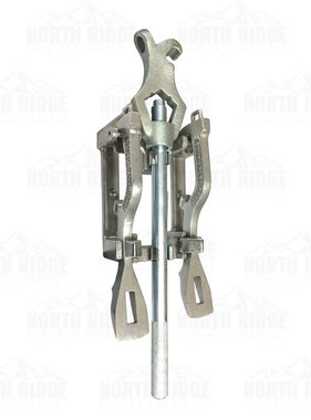 South Park Corp. WH76 Triple Wrench Holder with 2 Spanner Wrenches & 1 Hydrant Wrench