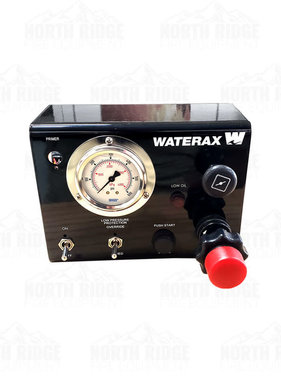 WATERAX Waterax D902 Water Pump Control Panel MCP-250234