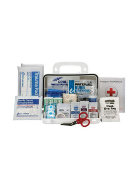 10-Person First Aid Emergency Kit #90754AC