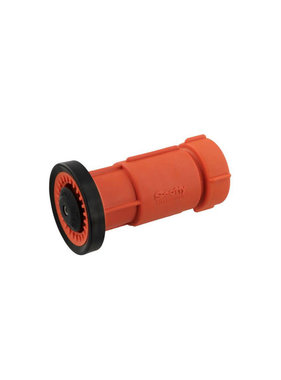 "SCOTTY FIRE EQUIPMENT Scotty Firefighter 1.5"" NH 4038-LFA 15-50GPM Nozzle with Shut-Off"