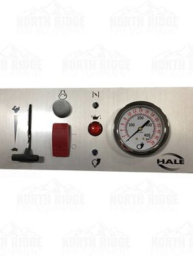 Hale Products Standard Control Panel For Gas Portable 168-0071-22-0