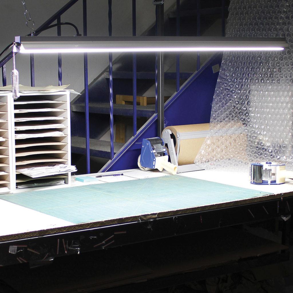 GT-SL-5000-LINK 5000 Lumen Led Linkable Shop Light