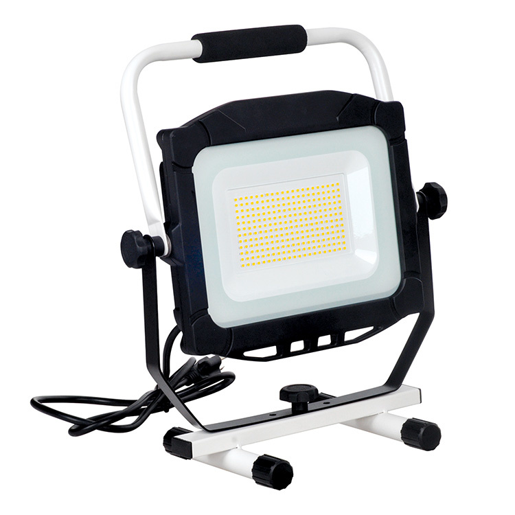 GT INDUSTRIAL PRODUCTS 10000 Lumen LED Portable Work Light GT-510