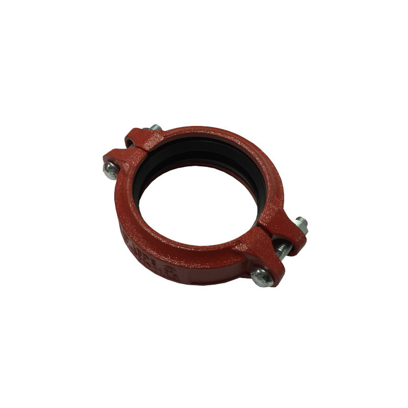 """A-1 Industrial 4"""" Grooved Victaulic Pipe Clamp"""