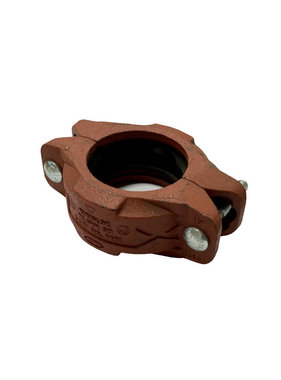 "2.5"" Grooved Coupling Pipe Clamp"