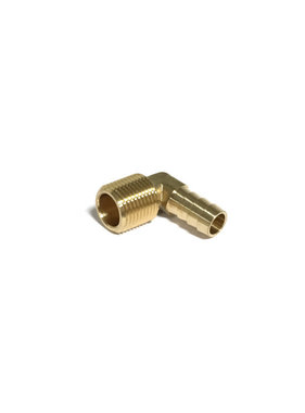 "Brass 1/2"" NPT Male X 1/2"" Hose Barb Fitting 32311"