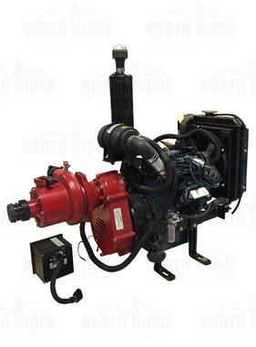 Waterax Waterax BB-4-D902V 4-Stage High Pressure Pump with Diesel Engine