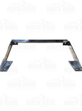 Hannay Reels Hannay 9941.0050 Aluminum Top Roller Bracket for SBEPF24-23-24 Hose Reel