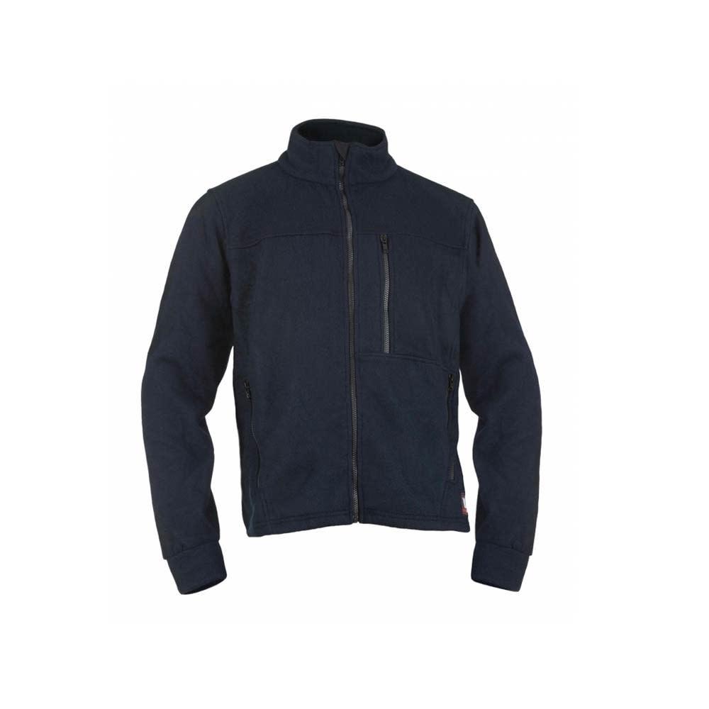 TRUE NORTH GEAR Dragonwear Men's Alpha™ Jacket - Navy, Size XL