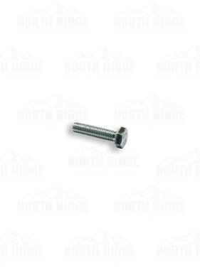 MERCEDES TEXTILES Mercedes Textiles Pump Cap Screw M6 x 25 Plated Hex #78SC0625MP