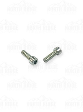 Mercedes Textiles (2) WICK® 375 Muffler F.H. Screw #72PSO10-0010138