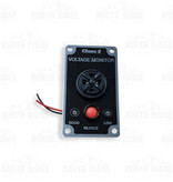 Hale Products Class 1 Alarm Low Voltage Monitor with Buzz Alert