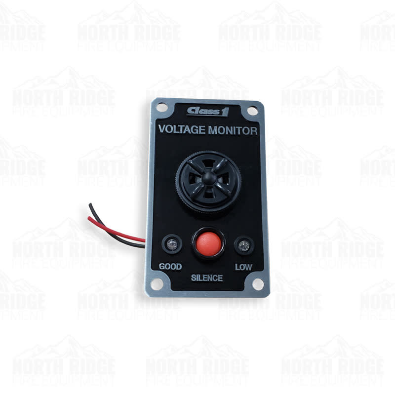 HALE Class 1 Alarm Low Voltage Monitor with Buzz Alert