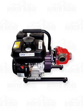 Mercedes Textiles WICK® Si 250-7S 3-Stage Pump