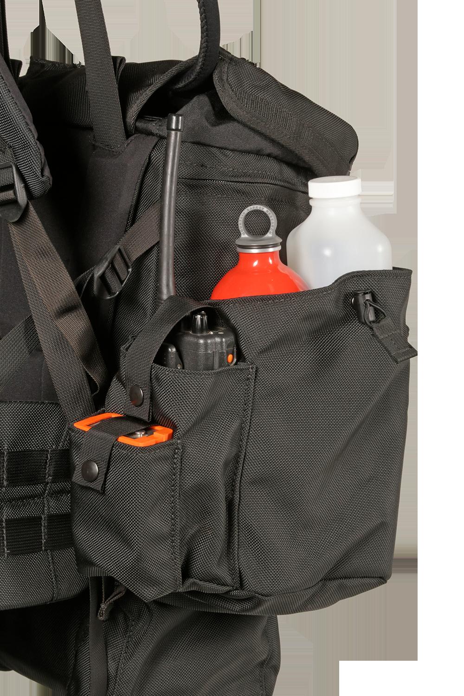 WOLFPACK WolfpackAlpha-17 Fire Line Pack System