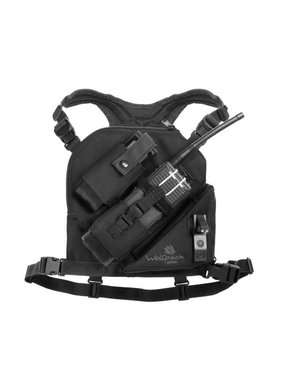 Wolfpack Gear Phantom Jr. Radio Chest Harness