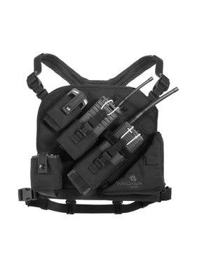 Wolfpack Gear Phantom Radio Chest Harness