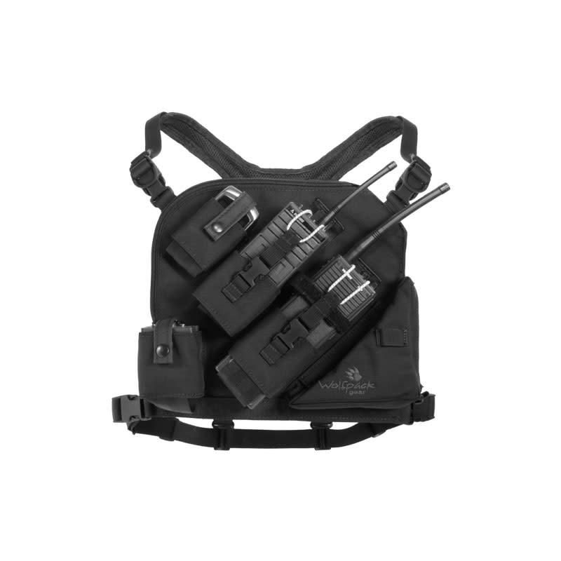 Wolfpack Gear Wolfpack Phantom Radio Chest Harness