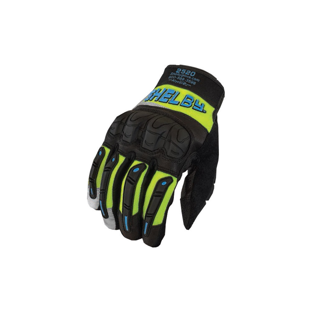 Shelby Glove Shelby 2520 Xtrication® Rescue Glove with Alycore palms