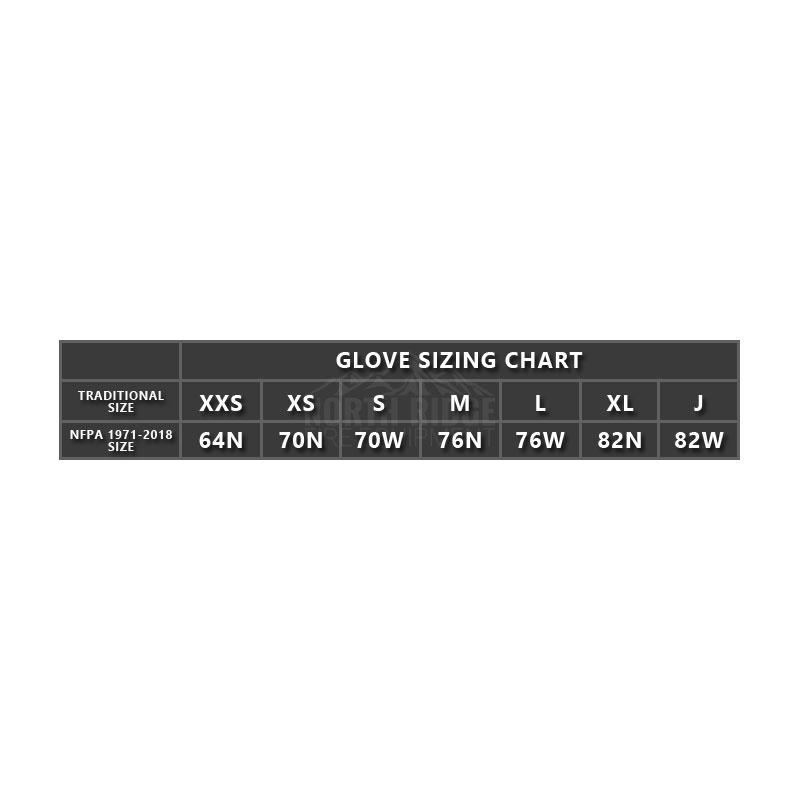 SHELBY Shelby 5291 Flex-Tuff 3D GloveShelby FLEX 24/7 Kevlar® CROSSTECH® Glove w/Nomex® wristlet