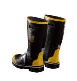 "Fire-Dex 14"" Rubber Firefighting Boot"