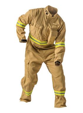 FireDex Fire-Dex TECGEN51 Tan Coverall