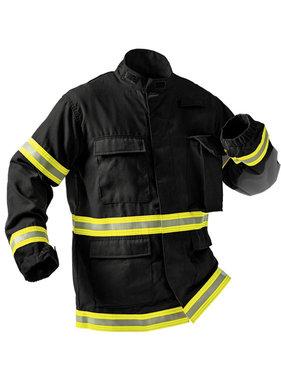 FireDex Fire-Dex TECGEN51 Level 3 Fatigue Jacket (Black)