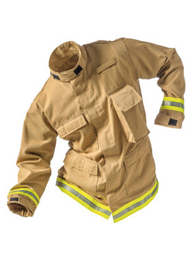 Fire-Dex TECGEN51 Level 1 Fatigue Jacket (Tan)