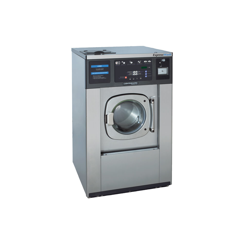 Continental Continental EH030 Inteli 30LB E-Series OPL Soft Mount Washer-Extractor For Turnout Gear