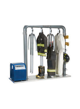 Continental 4-Unit ExpressDry Turnout Gear Drying System C4-MU