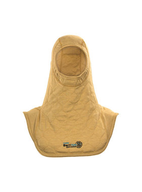 PGI Cobra BarriAire™ Gold Hood Complete Coverage Face Barrier