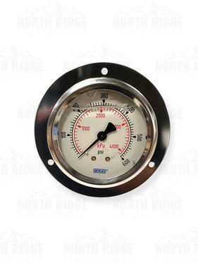 "Waterax 2-1/2"" Pressure Gauge Part-402 for MCP Control Panel"