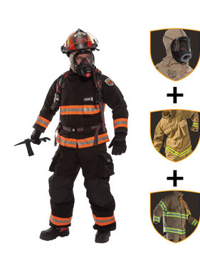 Fire-Dex Interceptor Turnout Gear Combo Package