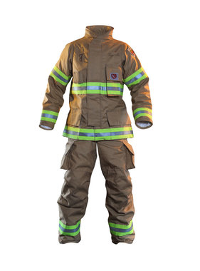 FireDex FXR Standard Firefighting Turnout Suit