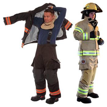 Fire-Dex FXR Turnout Suit