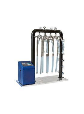 Continental 4-Unit ExpressDry Turnout Gear Air Dryer System with Heat XDH-4