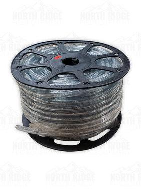 Flexilight 12V 2-Wire White/Clear Flex LED Lighting (150ft Roll)